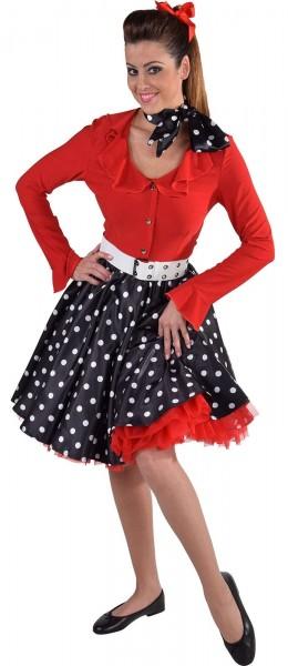 Rockabilly Kostüm Peggy