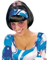 Vorschau: Pinke Hippiebrille 70er Jahre