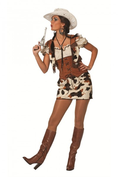 Costume texano cowgirl