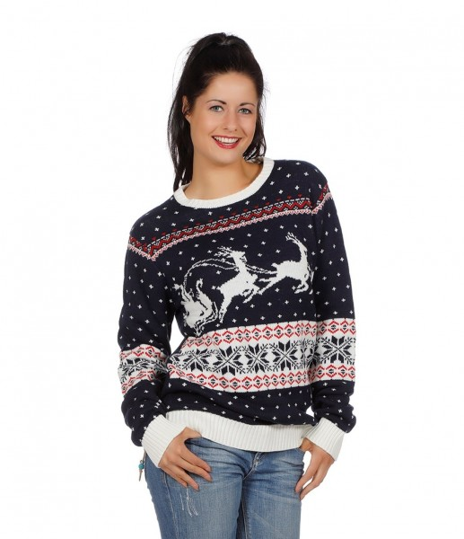 Maglione di Natale fantasia