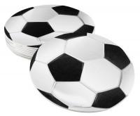 6 Fußball Star Bierdeckel Untersetzer