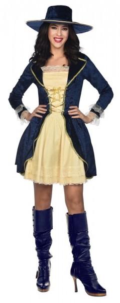 Piraten Kostüm Jona für Damen