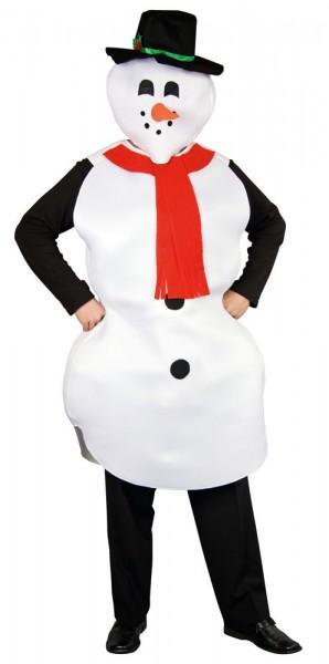 Snowman Mister White costume