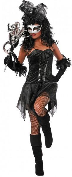 Lady Amalia Gothic-Kleid