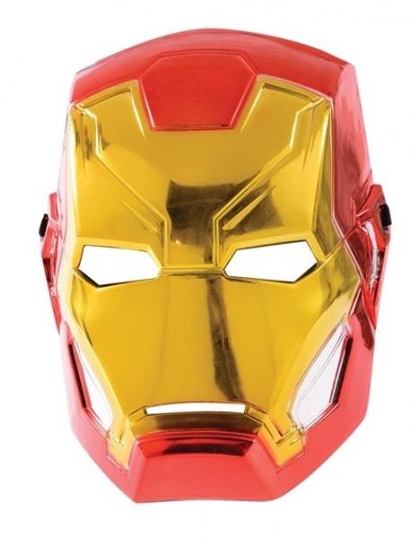 Maska Avengers Assemble Iron Man dla dzieci