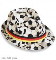 Fußball-Partyhut Deutschland Trilby