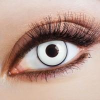 Kontaktlinse Weißer Vampir