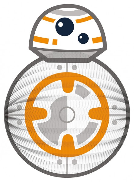 Star Wars Lanterna BB-8 circa 25 cm