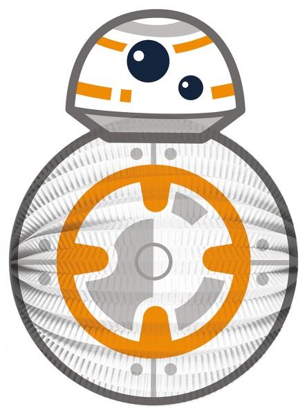 Lanterne Star Wars BB-8 ronde 25cm