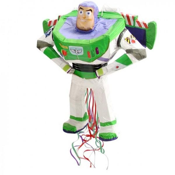 Piñata à dessiner Buzz Lightyear 50 x 40 cm