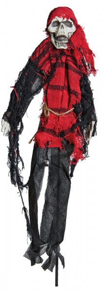 Piraten Skelett Dekofigur 50cm