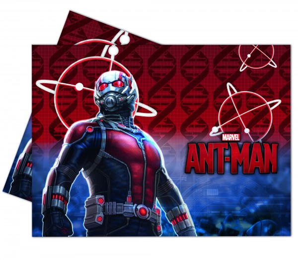 Ant-Man Superheld Tischdecke 1,8 x 1,2m