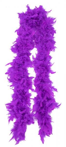 Violette Federboa Hollywood 1,8m
