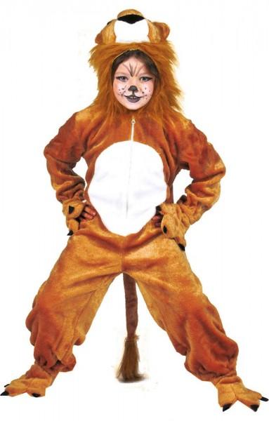 Combinaison lion enfant