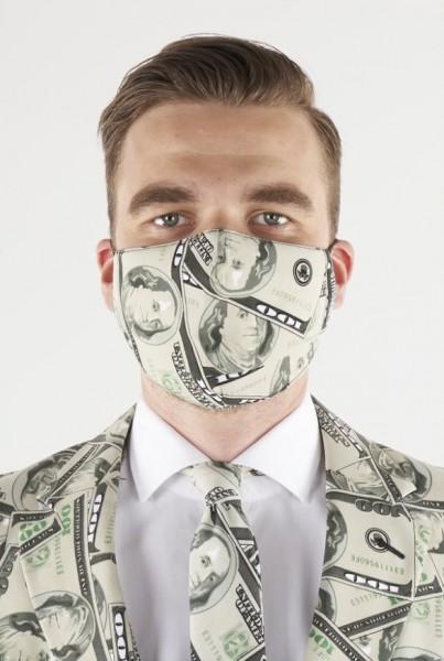 OppoSuits Cashanova Mund Nasen Maske