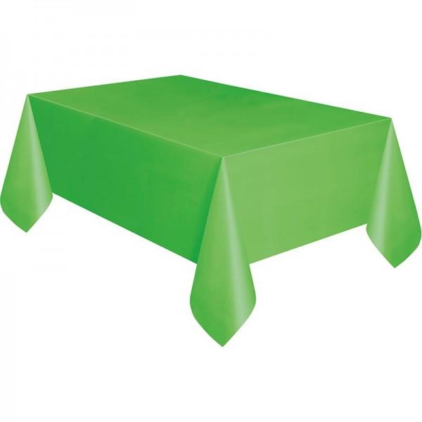 Klassische Grüne Tischdecke 137x274cm 1