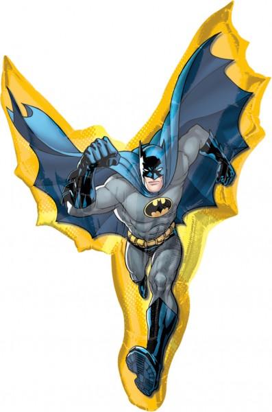 Batman in action foil balloon