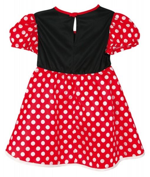 Mini Pünktchen Kleid Heidi