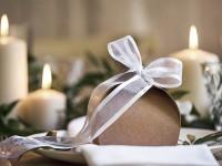 10 Kraftpapier Geschenkboxen
