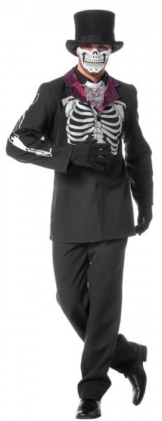 Knochiges Jacket Für Herren