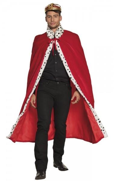 König Julius der III Umhang 1,3m