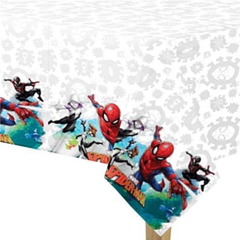 Spiderman Team Up Tischdecke 1,8 x 1,2m