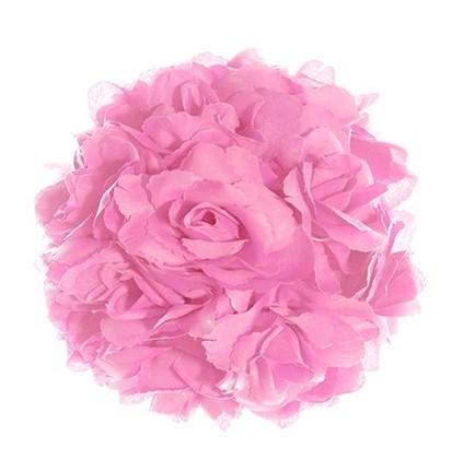 3 Blumenkugeln Rosa 1