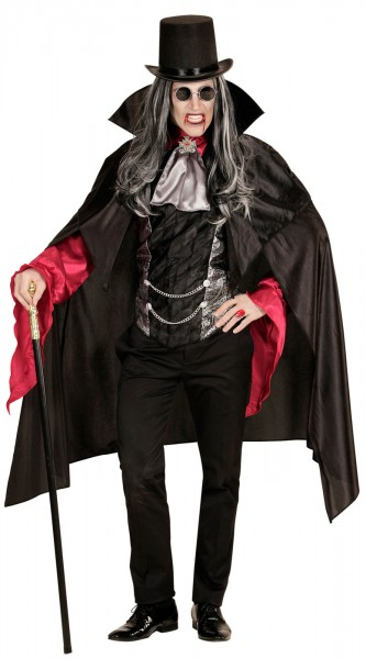 Costume conte vampiro da uomo