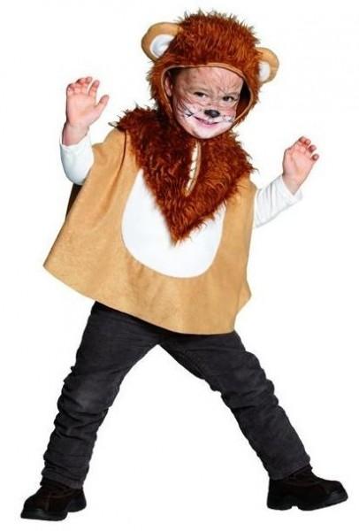 Kleines Tierisches Löwen Cape