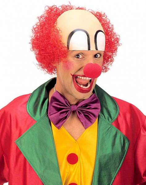 Rote Clowns Kappe Gerald