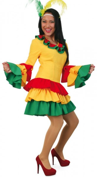 Brazilian dancers dress