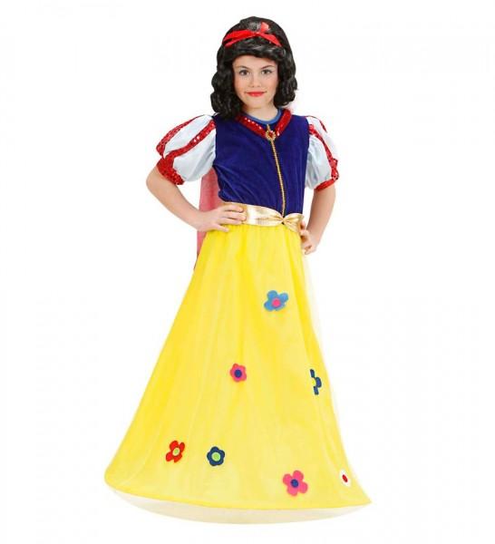 Schneewittchen Märchenkleid Für Kinder