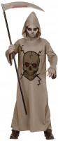 Skelett Mann Skully Kostüm
