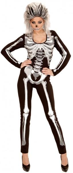 Skeleton Ida Overall Costume