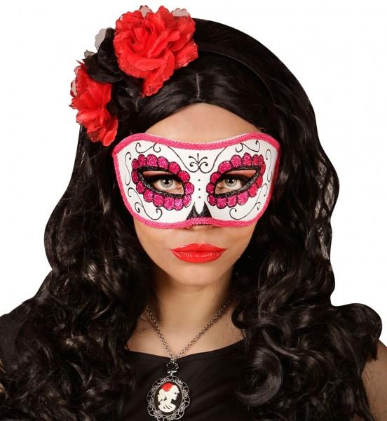 Masque Rosanna jour des morts