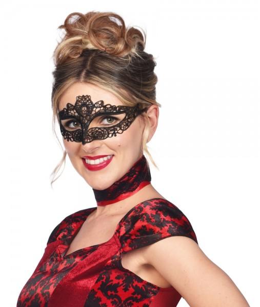 Venetiansk blondermaske Giulietta