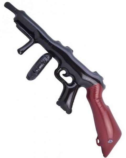 Machinegeweer opblaasbaar 48cm