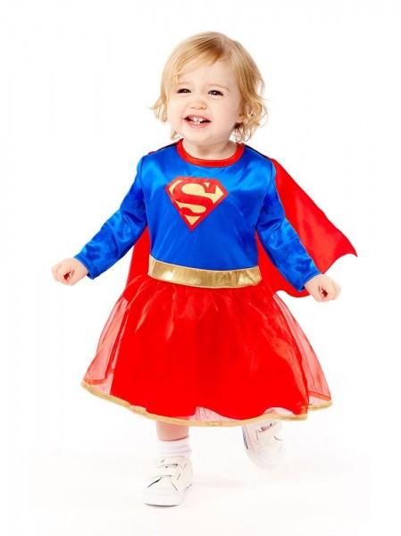 Baby Supergirl child costume
