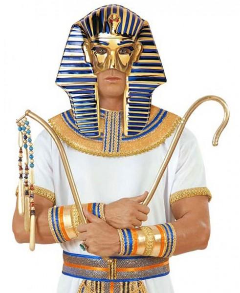 Maska faraona Tutanchamona Deluxe