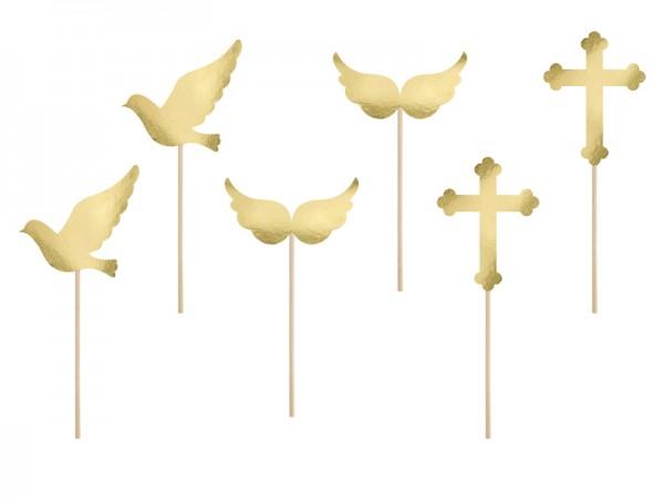 6 Selector de fiestas bendecido por el cielo