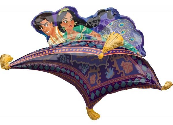 Aladdin Folienballon Orientnacht 1,06m x 63cm