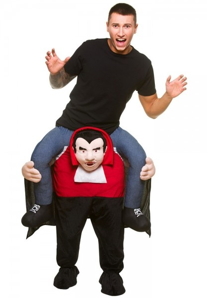 Vampire Count Boniface piggyback costume