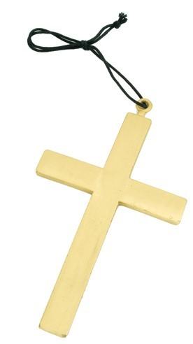 Schutz Kette Mit Kreuz Anhänger