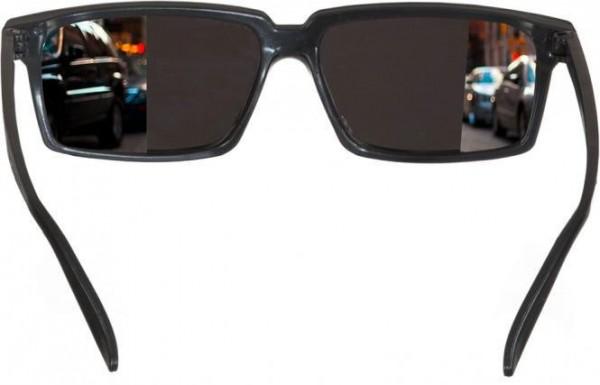 Gafas de agente con espejo fresco