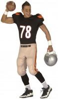 American Football Spieler Kostüm