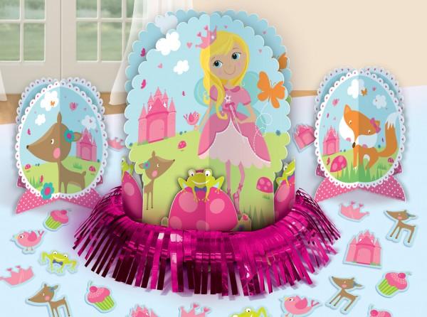 Bezaubernde Prinzessin Dafne Tischdekoration 23-Teilig