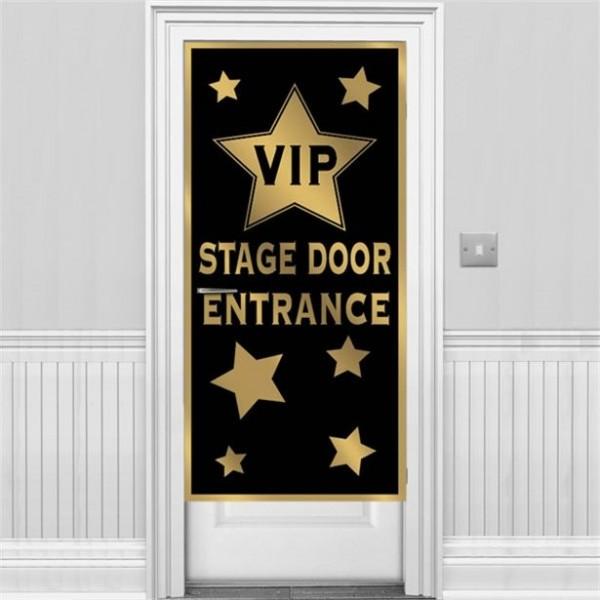 Affiche de porte d'entrée VIP 1,5 m