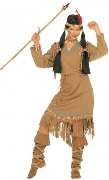 Zestaw kostiumów Indianina Ishani dla kobiet