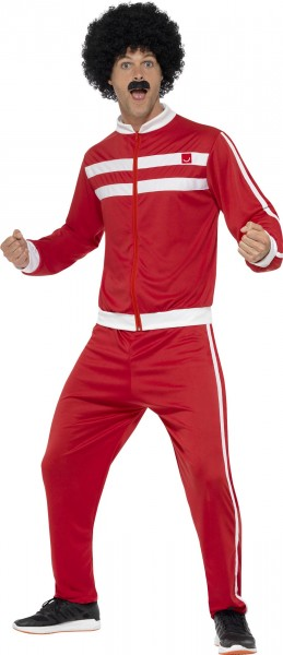 80s Assi tracksuit costume