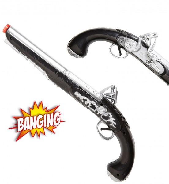 Pistole Mit Schussgeräuschen